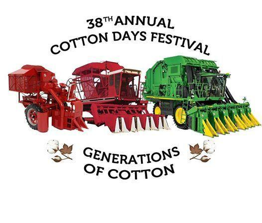 Cotton days promises weekend packed with fun